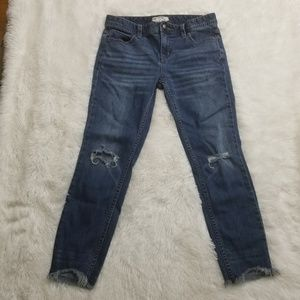 Free People Denim Jean's  SZ 29 EUC